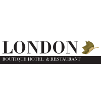 Logo - LONDON hotel & Restaurant