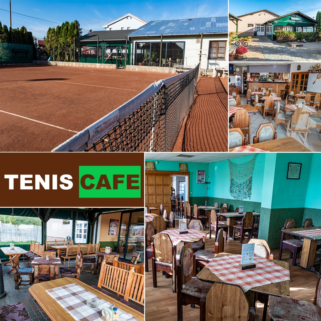Tenis-cafe